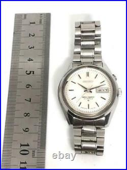 1977 Seiko Belmatic Black Complete Valuable Automatic winding watch from Japan