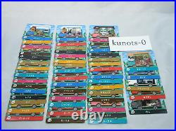 All 50 Complete Nintendo Animal Crossing Amiibo Card Camper from JAPAN