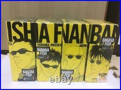 BANANA FISH Book Reprint BOX Complete set Manga comic bananafish From Japan