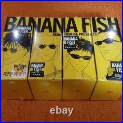 BANANA FISH Reprinted BOX Complete set vol. 14 New, Unopened From Japan