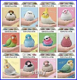 BANDAI Tenori Friends Bird collection figures Complete set of 12 From Japan NEW