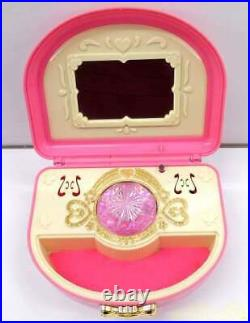 BANDAI sailor moon miracle music box collection shippingfree from japan complete