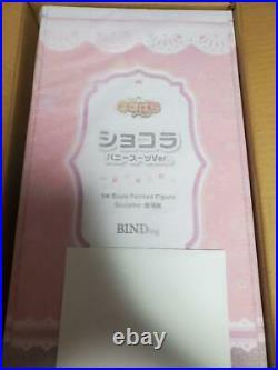 BINDing Nekopara Chocola Bunny Suit Ver. 1/4 Complete Figure From Japan