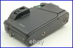 BOXEDCOMPLETE UNUSEDContax G2 Black 35mm Rangefinder Camera from Japan 423