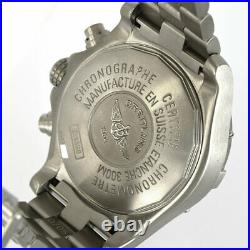 BREITLING E13360 Chrono Avenger Machine Inspection Completed watch from Japan