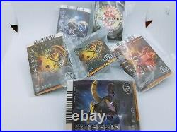 Bakugan BCV-01 HEX Gekitou pack completed lot (Pyrus Helios etc.) From JAPAN