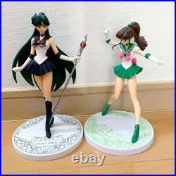 Banpresto Sailor Moon Girls Memories figures lots 10 Complete set From JAPAN