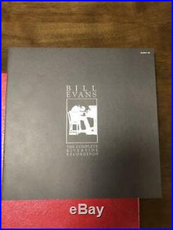 Bill Evans The Complete Riverside Recordings Super Rare From Japan 18LP USED