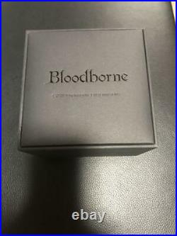 Bloodborne watch completely made-to-order from super groupies limited edition