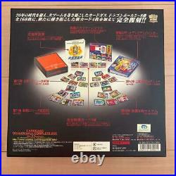 CARDDASS Dragon Ball Complete Box VOL. 2 Premium Set Free shipping from Japan