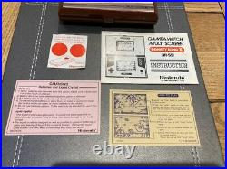 COMPLETE Nintendo Game & Watch Donkey Kong II (JR-55) Vintage from 1983