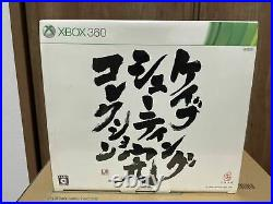 Cave Shooting Collection Xbox 360 Complete unopened Video Game from Japan