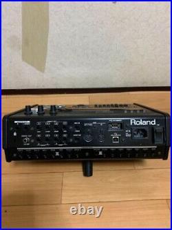 Complete set Roland TD-30 Drum Sound Module excellent condition From Japan