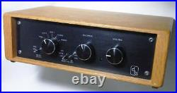 DB Systems Preamp DB-1 / DB-2 Complete Rare Very Good Condition from Japan F/S