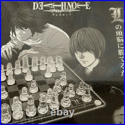 DEATH NOTE Anime Ches Complete Set New Condition from JAPAN
