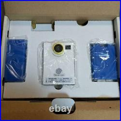 DREAMEYE DREAMCAST COMPLETE JAPAN DC SEGA Ship from JAPAN Condition USED
