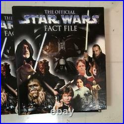 DeAGOSTINI Star Wars Fact Files complete set Free Shipping From Japan