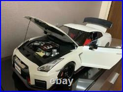 De Agostini NISSAN GT-R NISMO 1100 Completed model Mini car F/S from Japan
