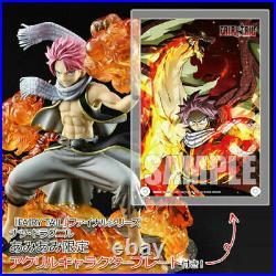 FAIRY TAIL Final Series Natsu Dragneel 1/8 Complete Figure Bonus PSL LTD from JP