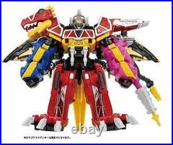 F/S Juden Sentai KyoRyujin Power Rangers combined DX MEGAZORD from Japan