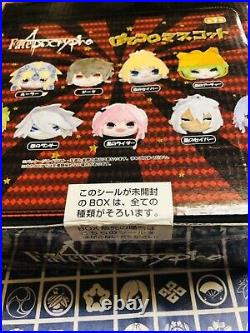 Fate/Apocrypha PoteKoro Mascot Plush Complete set of 9 Free Shipping from Japan