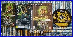 GARO Golden Knight Ogon Kishi Garo PS2 Japan. COMPLETE! SHIPS from USA! RARE FUN