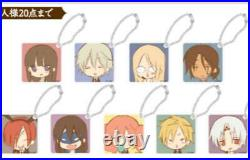 Inu x Boku SS Cafe Acrylic Key chain complete set from JAPAN