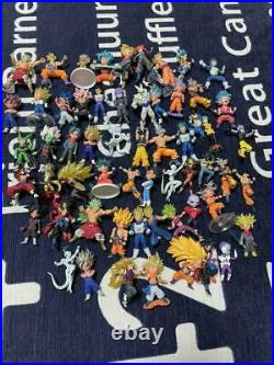 JUNK Dragon Ball Figure Complete Set Lot of 59 From Japan F/S