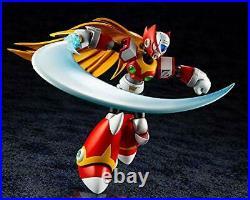 KOTOBUKIYA Mega Man X Rockman X Zero 1/12 Plastic Model Kit Kotobukiya NEW KP498