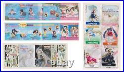 Kaiyodo Love Hina & Chobits Figure Complete set From Japan