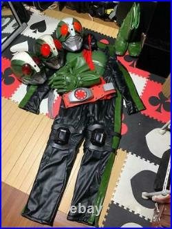 Kamen Rider The First Cosplay Complete Set Bonus Mask Set of 2 F/S from Japan