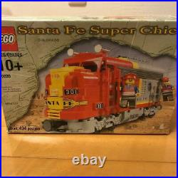 LEGO 10020 Santa Fe Super Chief 100% Complete with Manual and Box from Japan