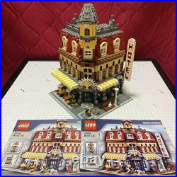 LEGO 10182 Cafe Corner Complete with Instruction RARE from Japan