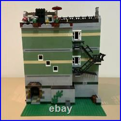LEGO 10185 Creator Green Grocer Complete with Instruction USED RARE from Japan