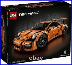 LEGO 42056 Technique Porsche 911 GT3 RS Assembly Complete Set Used From Japan
