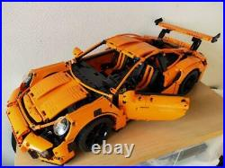 LEGO 42056 Technique Porsche 911 GT3 RS Complete Set Used From Japan P2