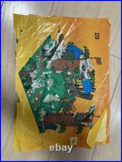 LEGO 6079 Elkwood Forest People 100% Complete Vintage RARE from Japan
