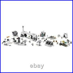 LEGO 75098 Assault On Hoth Minifig Complete Set Building Toys NEW From Japan