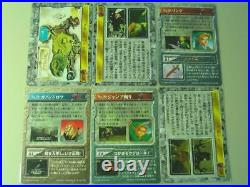 Legend of Zelda Cards Complete Set of 42 Cards Rare From JAPAN
