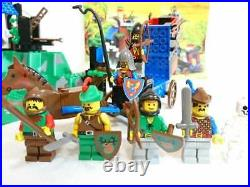 Lego 6079 Elkwood Fort Castle Dark Forest Fortress Complete With Box From Japan