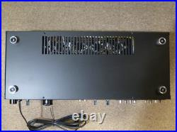 Luxman A3500 I Power amplifier (tube type) Maintenance completed From Japan Used