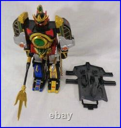 Mighty Morphin Power Rangers Legacy Thunder Megazord Bandai Complete From Japan