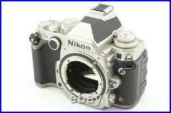 Mint Nikon Df DSLR Camera Silver complete with accessories From Japan