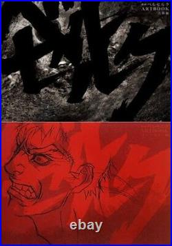 Movie BERSERK Art Book Complete Set of 2 From Japan