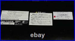 NASKA Megazone 23 1/15 Complete Deformation Garland Bike Figure From Japan