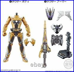 NEW Bandai Kamen Rider 01 Zero-One So-Do AI 05 & Zi-O Complete Set from Japan