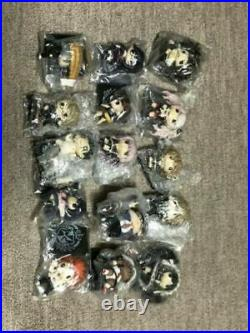 NEW danganronpa minifigure 15 kinds complete set From Japan