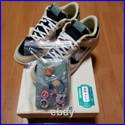 NIKE DUNK LOW NIWASHI Nike gardener niwashi us10.5 Unused Men Sneakers complete