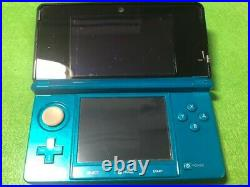 Nintendo 3DS console Various colors Accessory complete Used from Japan G1258