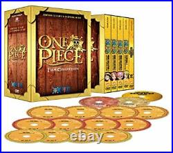 One Piece The Movie Complete DVD-BOX 13 Movies + TV Special 4 wor. From Japan